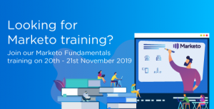 Marketo fundamentals training november